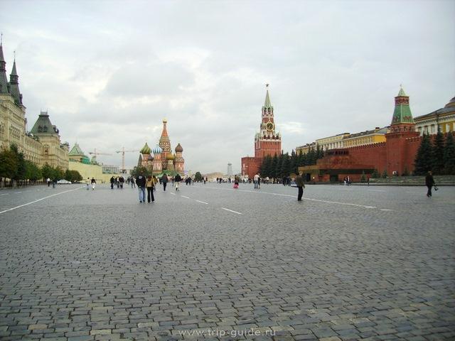 Красная площадь (Копировать)