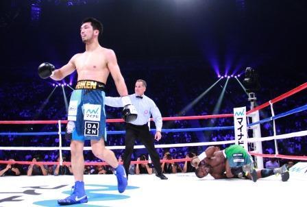 Ryota Murata vs. Hassan N'Dam