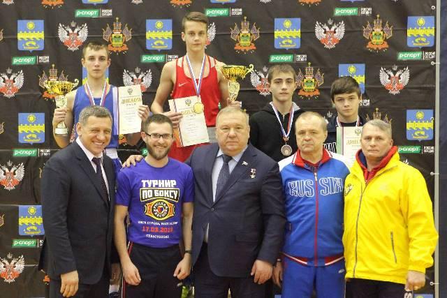 Клуб бокса ВДВ России