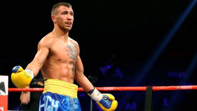Boxing: Lomachenko vs Rodriguez