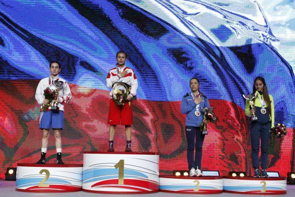 Российская сборная юниоров по боксу