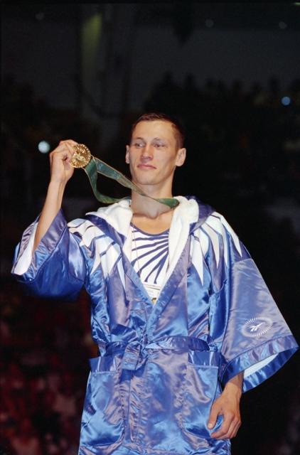 Олег Элекпаевич Саитов