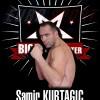 Александр Димитренко успешно вернулся на ринг, победив Самира Куртажича