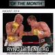 Либенберг, победитель Дениса Грачева, признан WBC боксером месяца