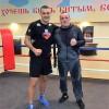 Максим Власов поспарринговал с Денисом Лебедевым