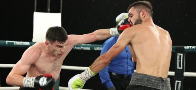 Бокс после пандемии: Харитон Агрба завоевал титул WBA Continental