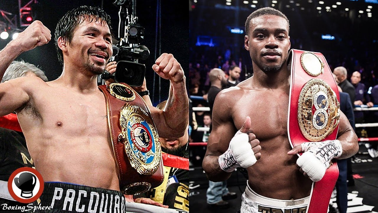 Manny Pacquiao Vs. Errol Spence – Done Deal For Aug.21 In Las Vegas. There will be a fight.